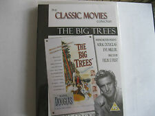 THE BIG TREES starring Kirk Douglas,Eve Miller  - NEW (N69A)  {DVD}