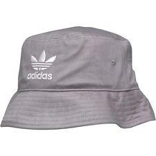Ultras casuals hooligans adidas Bucket Hat Grey/White