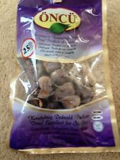 Oncu Dried Eggplant For Stuffing Turkish Kuru  Dolmalık Patlıcan 25 Pcs
