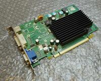 128mb Dell Dk315 Nvidia Geforce 7300 le Pci-e VGA/DVI/ Tv Carte Graphique