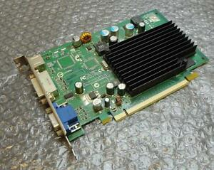 128MB Dell DK315 nVidia GeForce 7300 LE PCI-e VGA / DVI / TV-Out Graphics Card