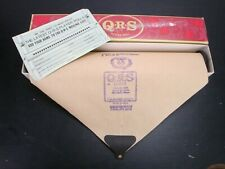 QRS Q.R.S - PLAYER PIANO MUSIC ROLL - Q-284 ALL ALONE - NEW OPEN BOX