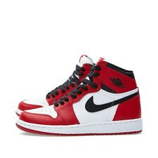 Air Jordan 1 Retro Mid Chicago Red GS & Mens Size Red White