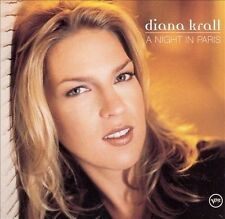 One Night in Paris by Diana Krall (CD, Nov-2002, Universal International)