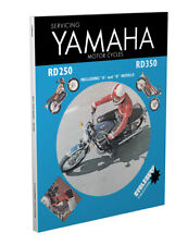 Yamaha CycleServ Shop Manual RD250 RD350 1973-1974-1975 DS7 R5F 1971-1972 Book