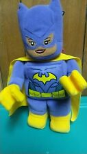 Lego Batgirl Minifigure Plush NEW with Tags
