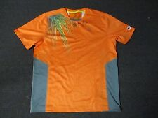 2012 Us Open Men's Doubles Final Bob Bryan Match Used Worn K-Swiss Signed Shirt