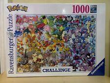 New & sealed Pokemon Ravensburger - 1000 Piece Jigsaw Puzzle Challenge