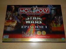 Monopoly Star Wars - Episode 1 - Sammler Ausgabe -  Zustand 2+ von Parker
