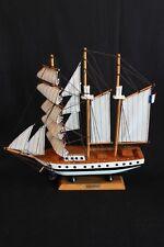 Pogoria wooden scale model (Length: 32 cm)
