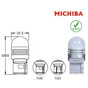 MICHIBA LED LIGHT BULB 7443 (T20) W21/5W LED