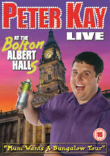 Peter Kay: Live at the Bolton Albert DVD (2003) Peter Kay