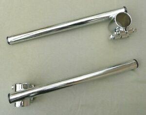 34mm Clip-on, Clip-on Bars Clip-on Triton, RD Yamaha, Norton, Honda, Suzuki, BSA