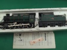 HORNBY R.852 B.R.GREEN 2-6-0 IVATT LOCO IN BOX EXCELLENT.
