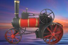 Dampftraktor Antik Modell Eisen Blech Spielzeug Vintage Weihnachtsgeschenk