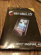 Zagg invisible shield screen protector HTC Inspire 4G (new)