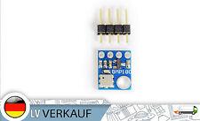 Luftdruck und Temperatur I2C Modul BMP180 GY-68 f. Arduino Raspberry PI Multiwii
