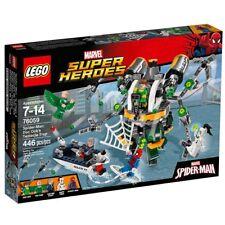 Lego Marvel Super Heroes 76059 Spider-Man DOC OCK'S TENTACLE TRAP Vulture NISB