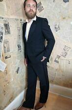 Vintage mens dinner suit, two piece, smart, Boss Turo