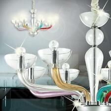 MIA a25978n MURANO LAMPADARIO ø920mm/classico/colorato/ VETRO / LAMPADA LUCE lüs