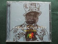 Barrington Levy -  Here I Come CD.Disc Is In Excellent Condition.Classic Reggae