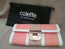 Colette Hayman clutch hand bag NEW