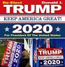 Donald Trump 3x5FT Flag 2020 Make Keep America Great Again President US 150*90cm