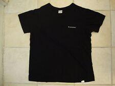Converse All Stars Chuck Taylor Casual Super Soft Plain Black T Shirt M / L