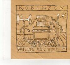 (FT920) Robinson, Waiting On Ginderella - 2013 DJ CD