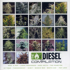 THE DIESEL COMPILATION CD SEALED NEW Master Ace X Roy Jones Jr. X Buckshot