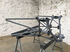 Lancia 037 Front And Rear Frames.