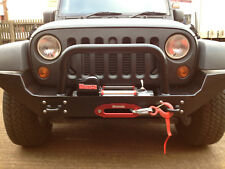 Jeep JK Winch Bumper with ABar   JKWB