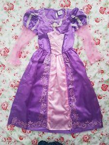 Disney Princess Rapunzel Dress Up Age 5-6