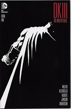 Batman Dark Knight III The Master Race #1-9 Comics + Last Crusade one shot