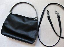 Amanda Smith Black Evening Bag Handbag Purse Shoulder Bag