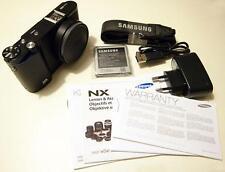 SAMSUNG NX3300 SCHWARZ BLACK 20.3 MEGAPIXEL KAMERA NUR GEHÄUSE/BODY ONLY NEUWARE