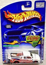 HOT WHEELS 2002 CHEVY PRO STOCK TRUCK #095