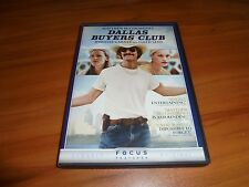 Dallas Buyers Club (DVD, Widescreen 2014) Matthew McConaughey Used