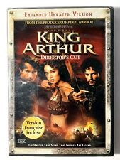 King Arthur Director's Cut Extended Unrated Version New Sealed DVD