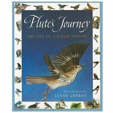 Flute's Journey - The Life of a Wood Thrush (BN Paperback Version) Lynne Cherry