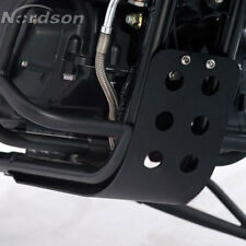 Skid Plate Engine Guard for Triumph Bonneville T100 Thruxton 900 Scrambler Black