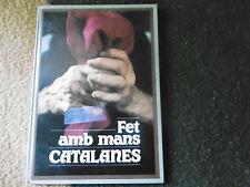 LIBRO FET AMB MANS CATALANES