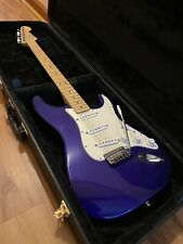 2000 Fender Stratocaster GREAT CONDITION Purple Electric Guitar MIM (Mexican)