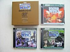 Doctor Who The Myth Makers. The Massacre The Highlanders Limited CD Audio (2003)