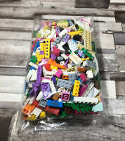 1KG Mixed LEGO Official Genuine Lego Bundle STARTER KIT Washed VGC 1 Small Base