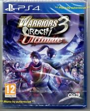 WARRIORS OROCHI 3 ULTIMATE    'New & Sealed'   *PS4(Four)*