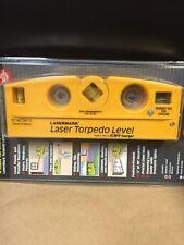 Cst Berger Laser Mark Torpedo Level 57 Lmetl8 New