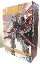 Metalbuild Gundam Astray Red Frame Kai Alternative Strike Bandai Sigillato