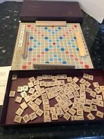 SCRABBLE Vintage 1948 Board Game Selchow & Righter SelRight