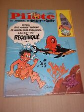 "REVUE ""PILOTE no 375"" (1966) ASTERIX / PILOTORAMA - BILAN DU SPORT AUTOMOBILE***"